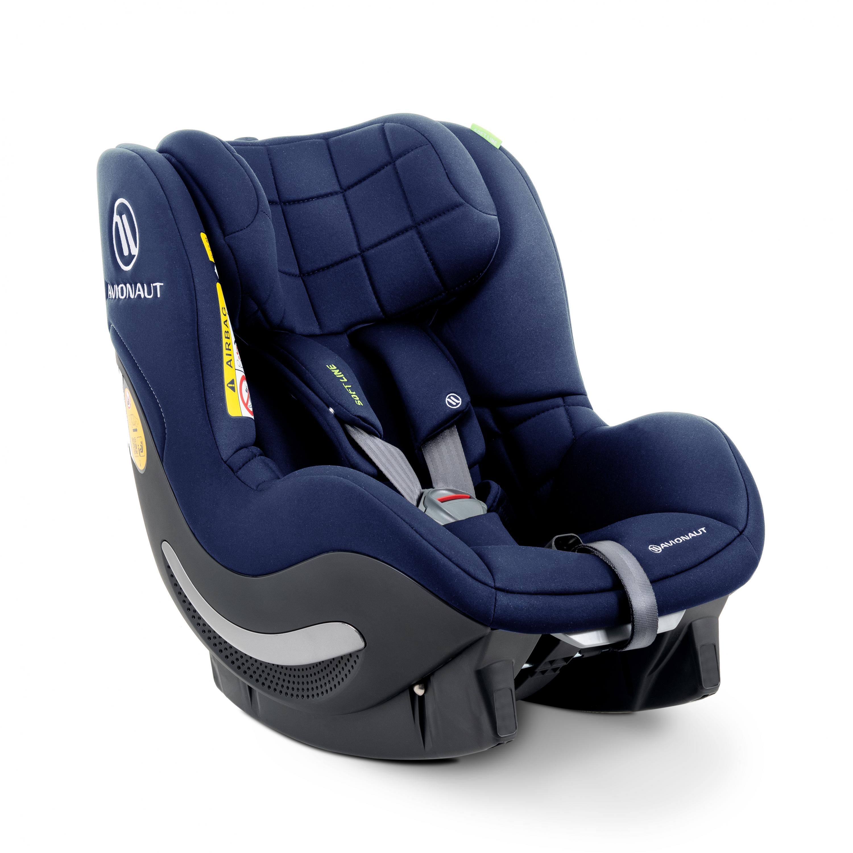 Autosedačka AEROFIX RWF (67-105cm) 2019 modrá