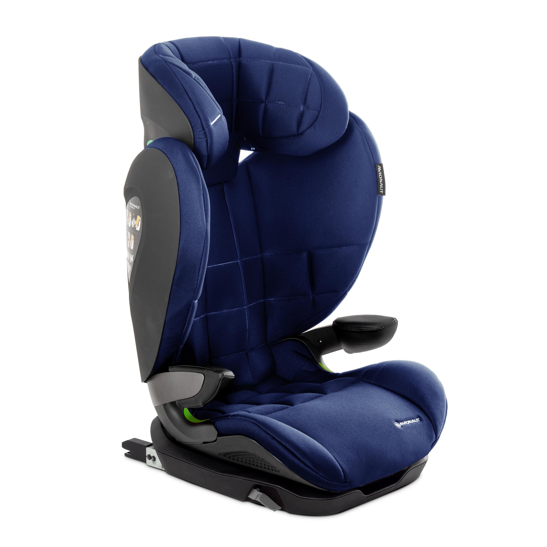 Autosedačka MAX SPACE ISOFIX 15-36 kg/100-150 cm modrá