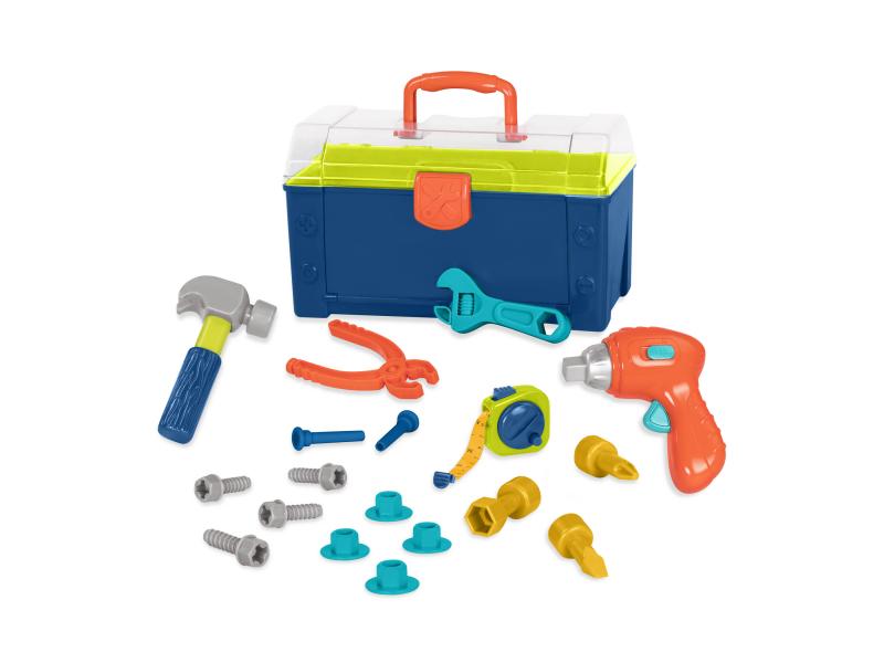 Sada nářadí v kufříku Busy Builder