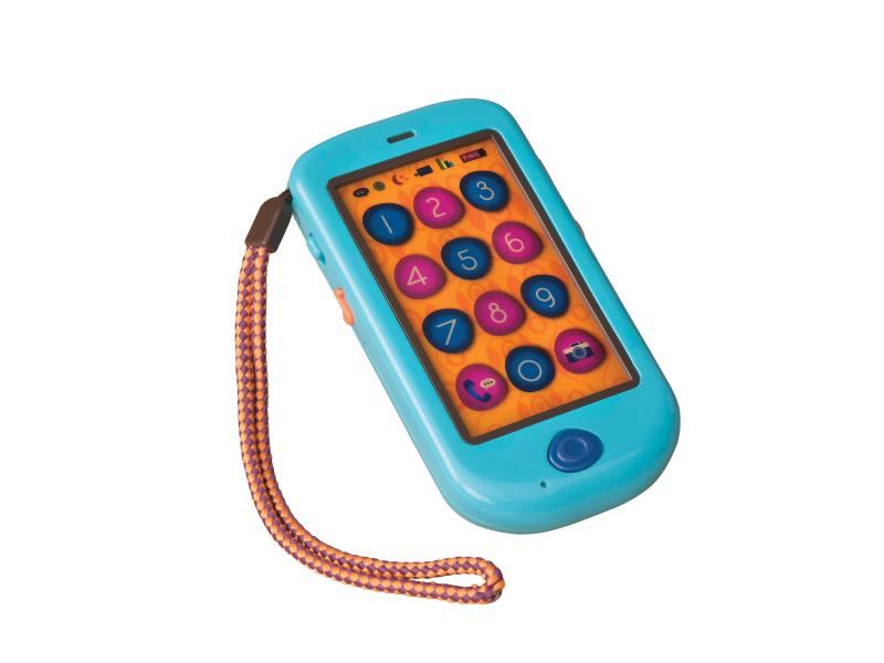 B-Toys Dotykový telefon HiPhone