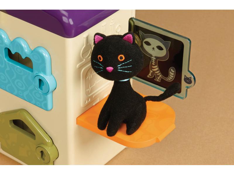 B-Toys Veterinářský kufřík Pet Vet Clinic