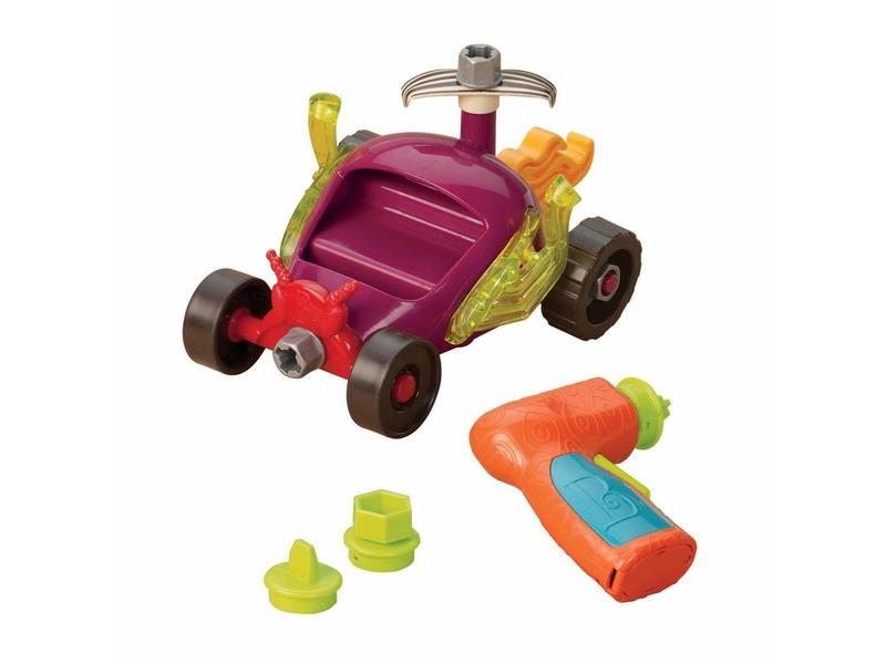 Stavebnice závodní auto