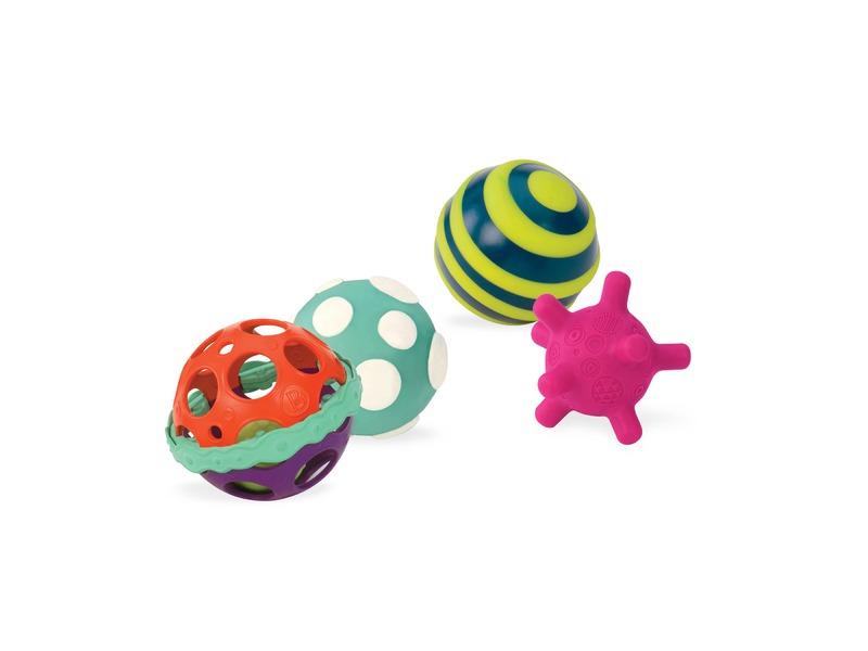 Sada loptičiek Ball-a-baloos