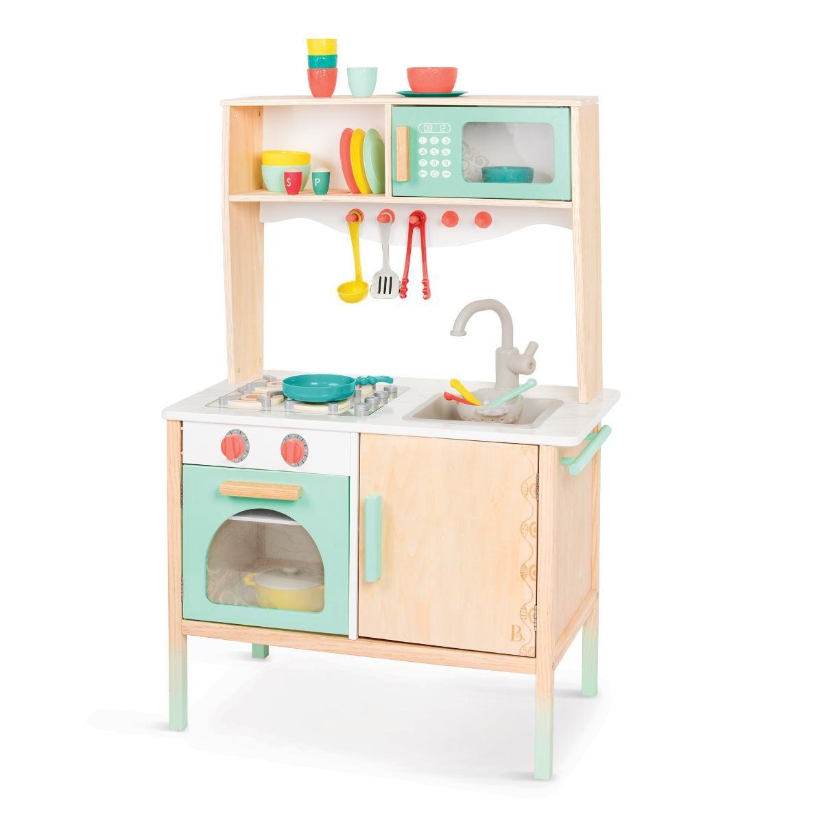 Kuchyňka dřevěná Mini Chef