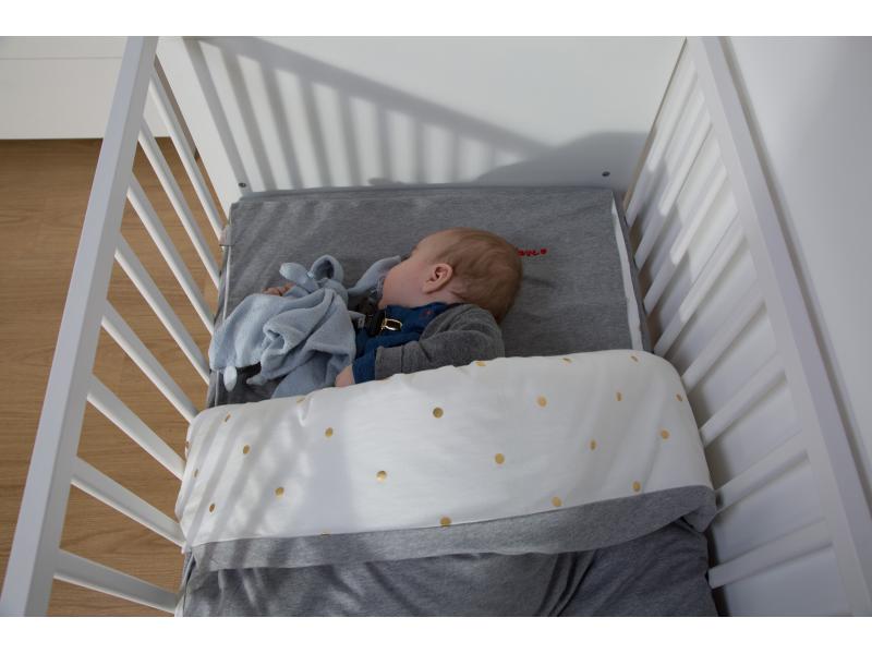 Childhome Dětské povlečení 2-dílné Jersey Gold Dots