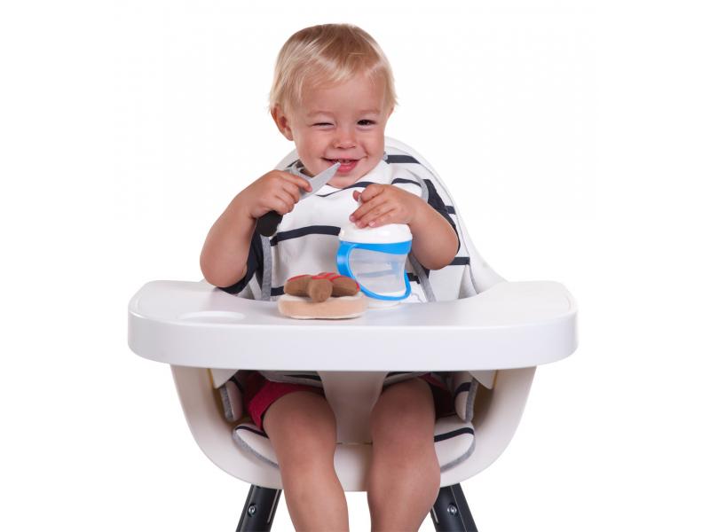 Childhome Pult k židličce Evolu 2 ABS White