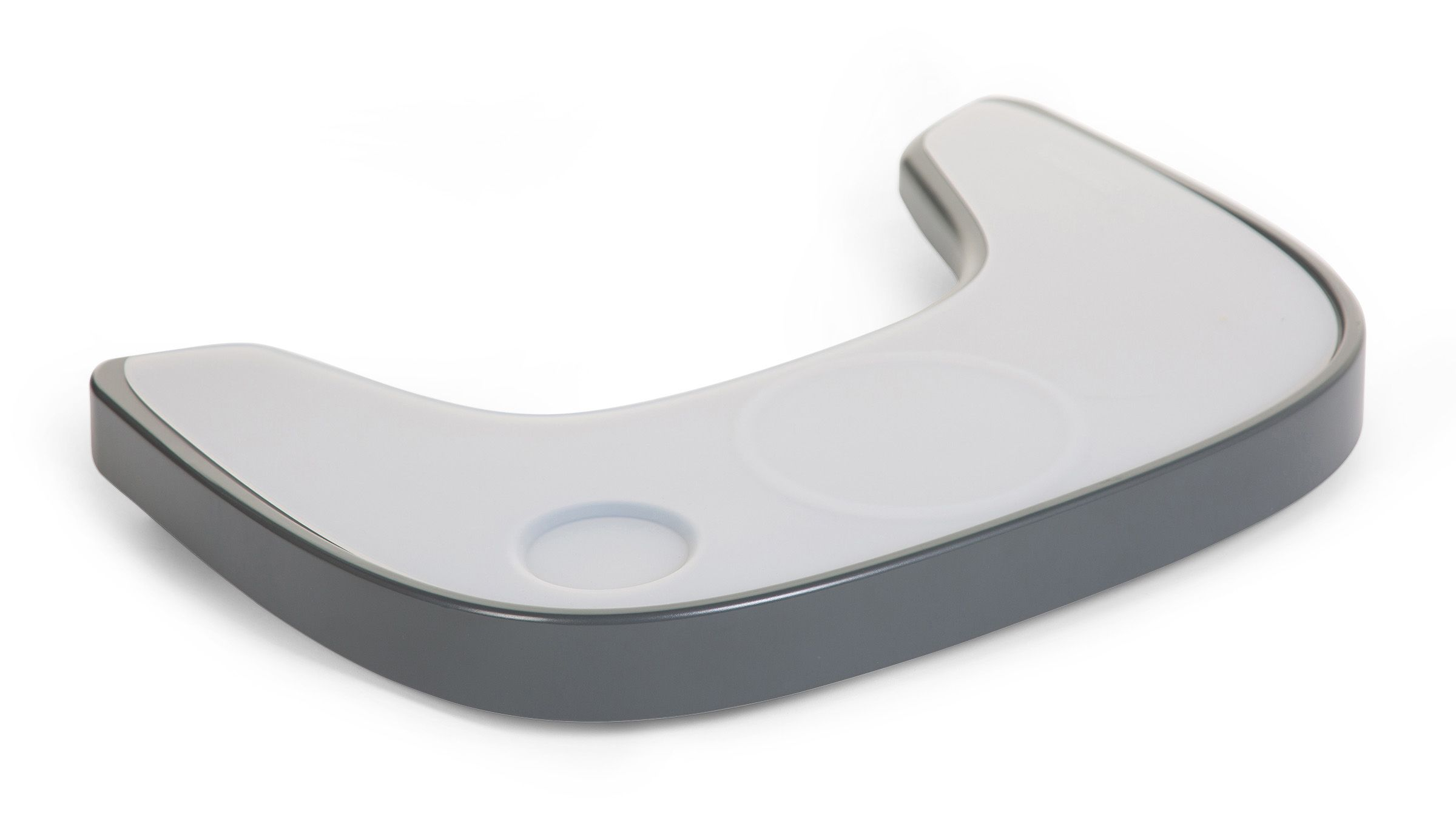 Pult k stoličke Evola ABS Anthracite + silikónové prestieranie