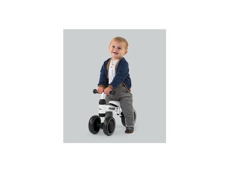 Childhome Dětské odrážedlo Baby Bike Vroom White