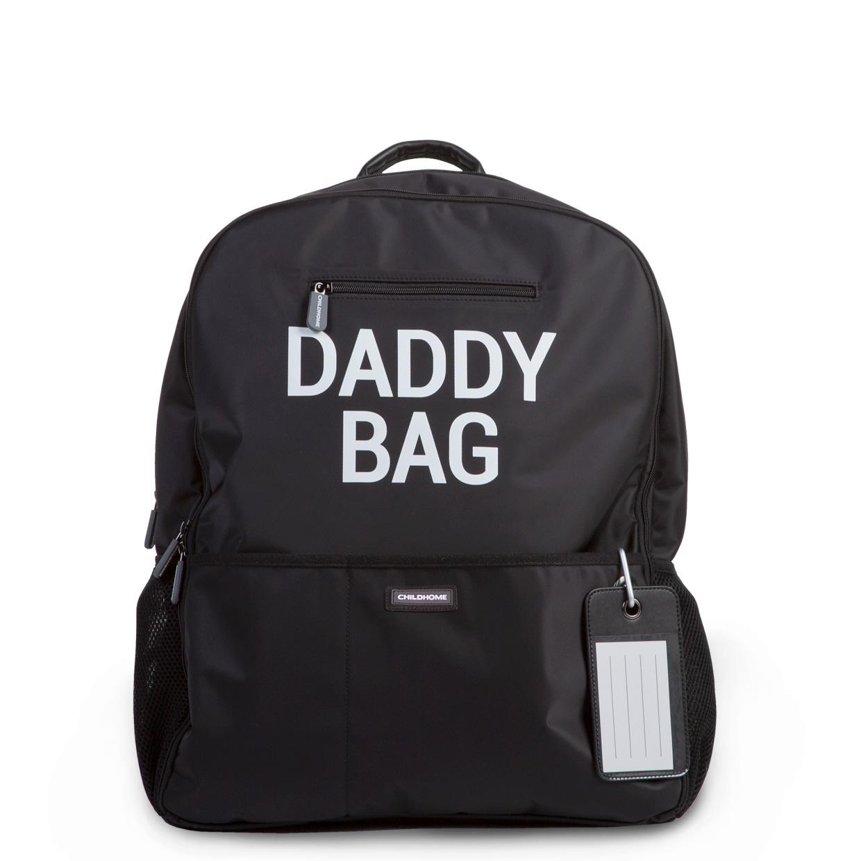 Prebaľovací batoh Daddy Bag Black