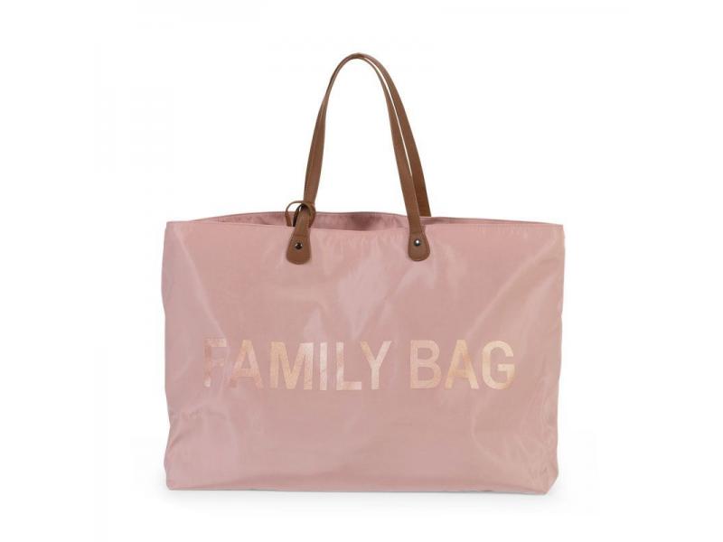 Childhome cestovná taška Family Bag Pink