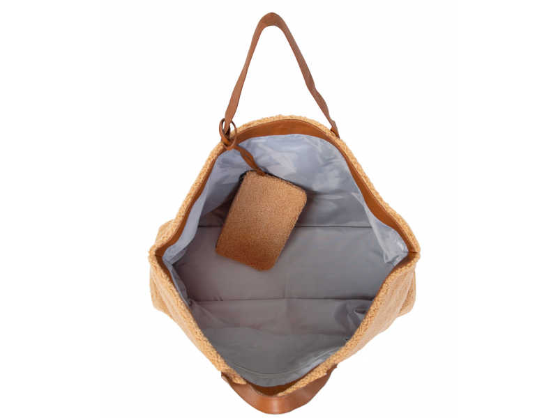 Childhome cestovná taška Family Bag Teddy Beige