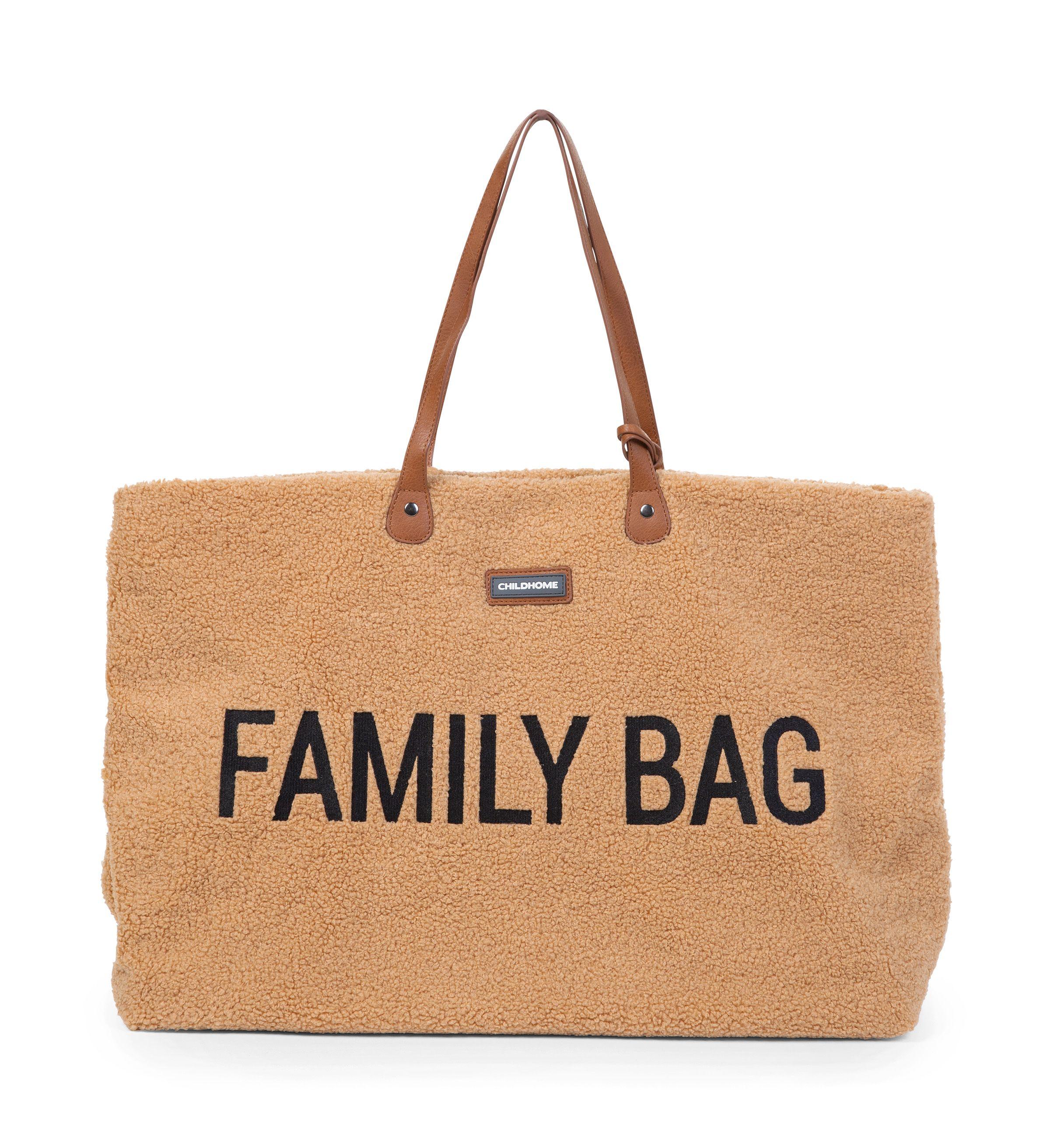 Cestovná taška Family Bag Teddy Beige