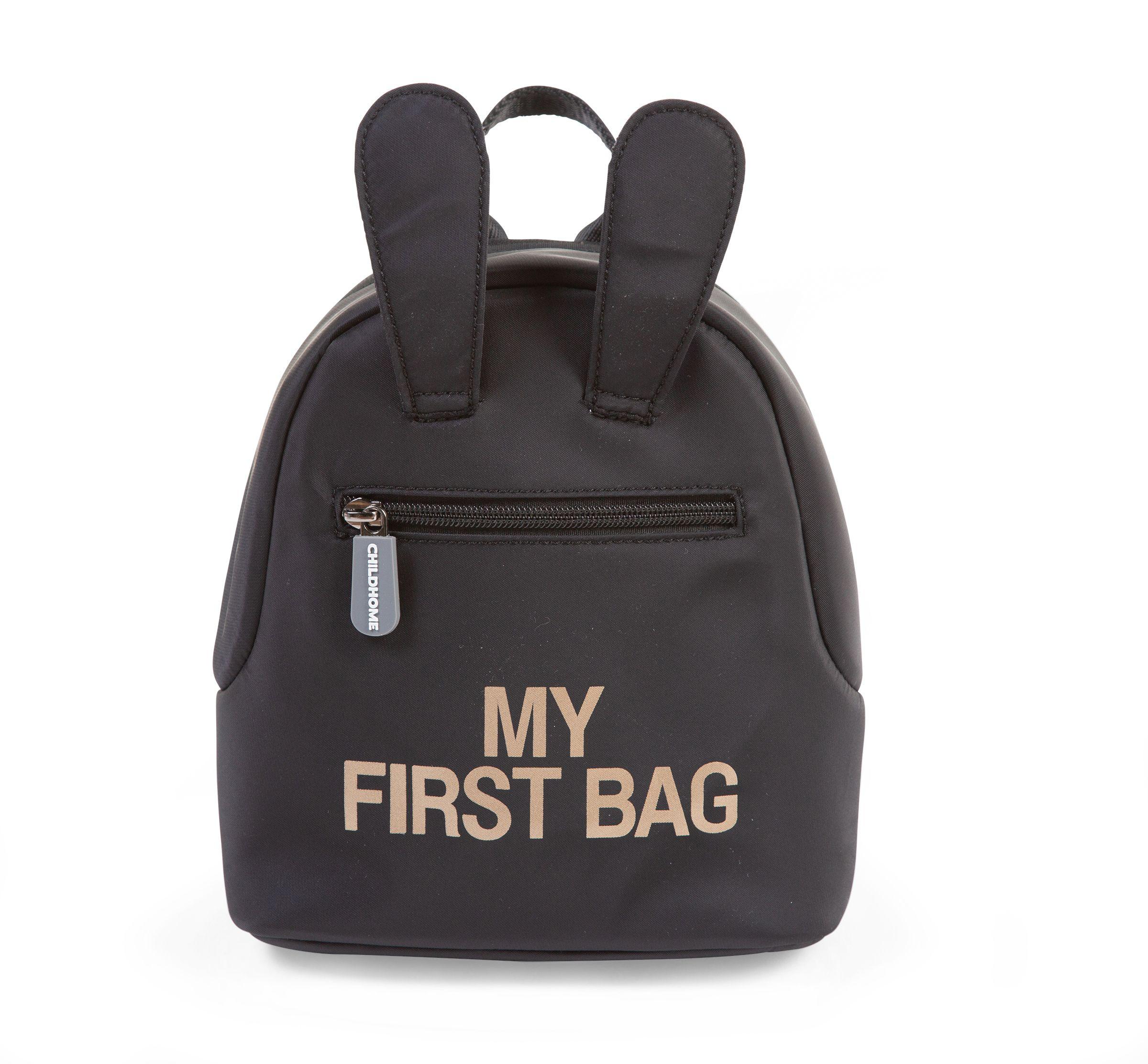 Detský batoh My First Bag Black