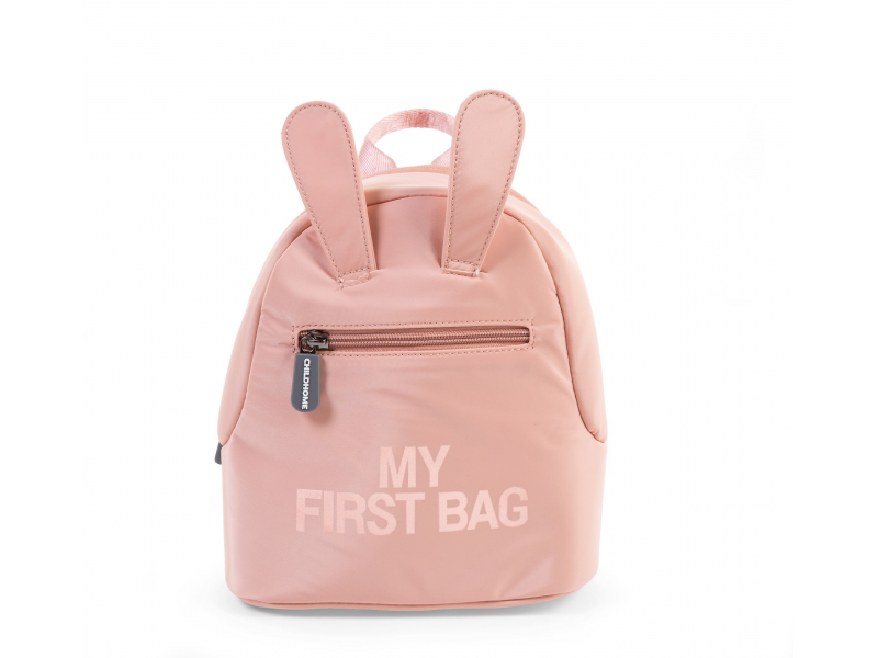 Childhome detský batoh My First Bag Pink
