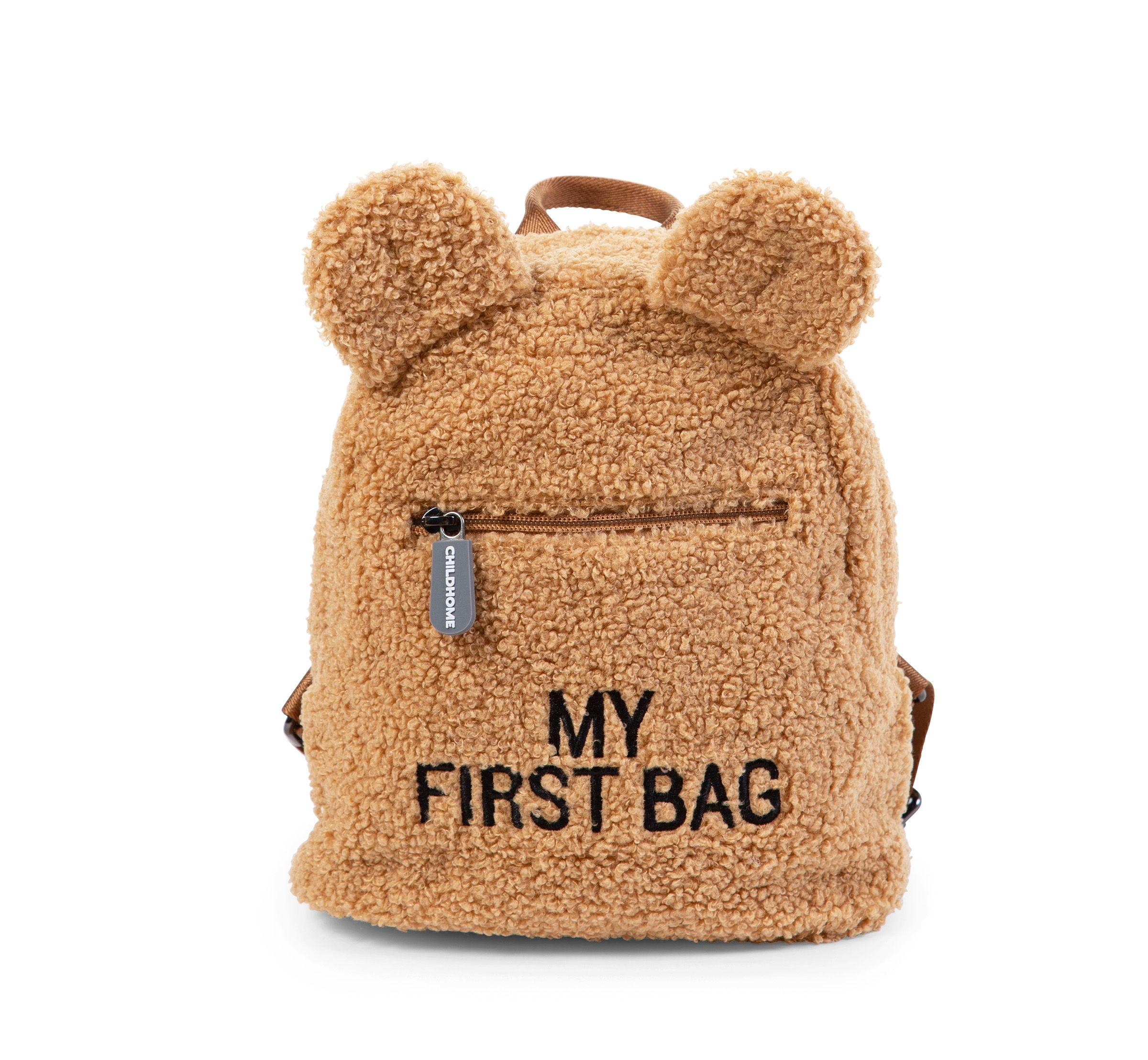 Detský batoh My First Bag Teddy Beige