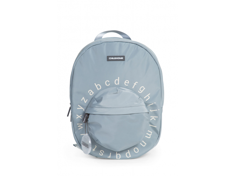 Dětský batoh Kids School Backpack Grey Off White