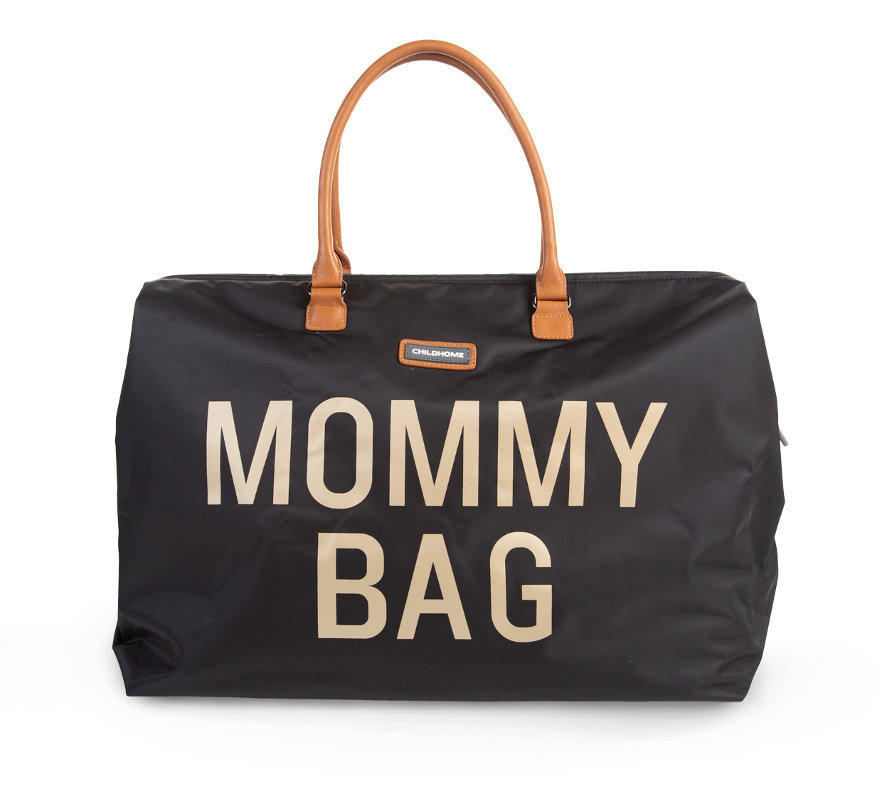 Prebaľovacia taška  Mommy Bag Big Black Gold