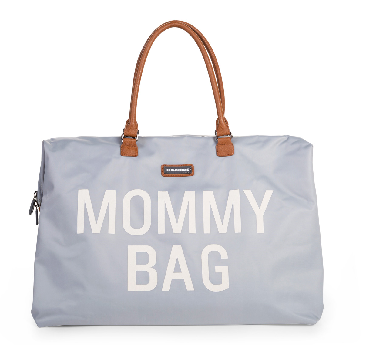 Prebaľovacia taška Mommy Bag Big Grey Off White