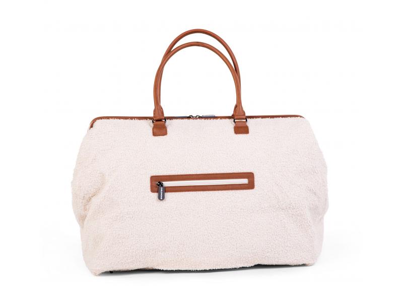 Přebalovací taška Mommy Bag Teddy Off White