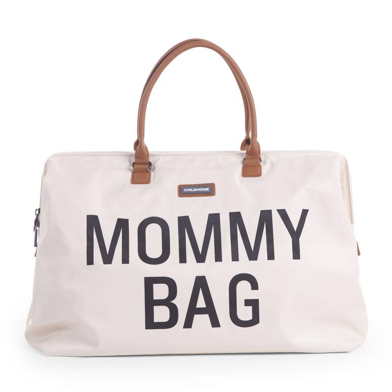 Prebaľovacia taška Mommy Bag Off White