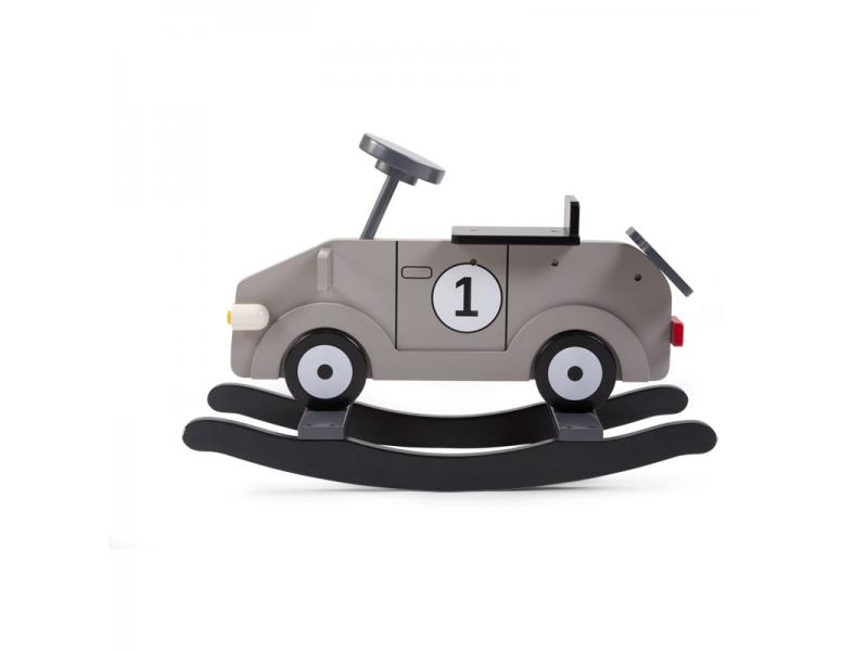 Childhome hojdacie auto drevené Grey