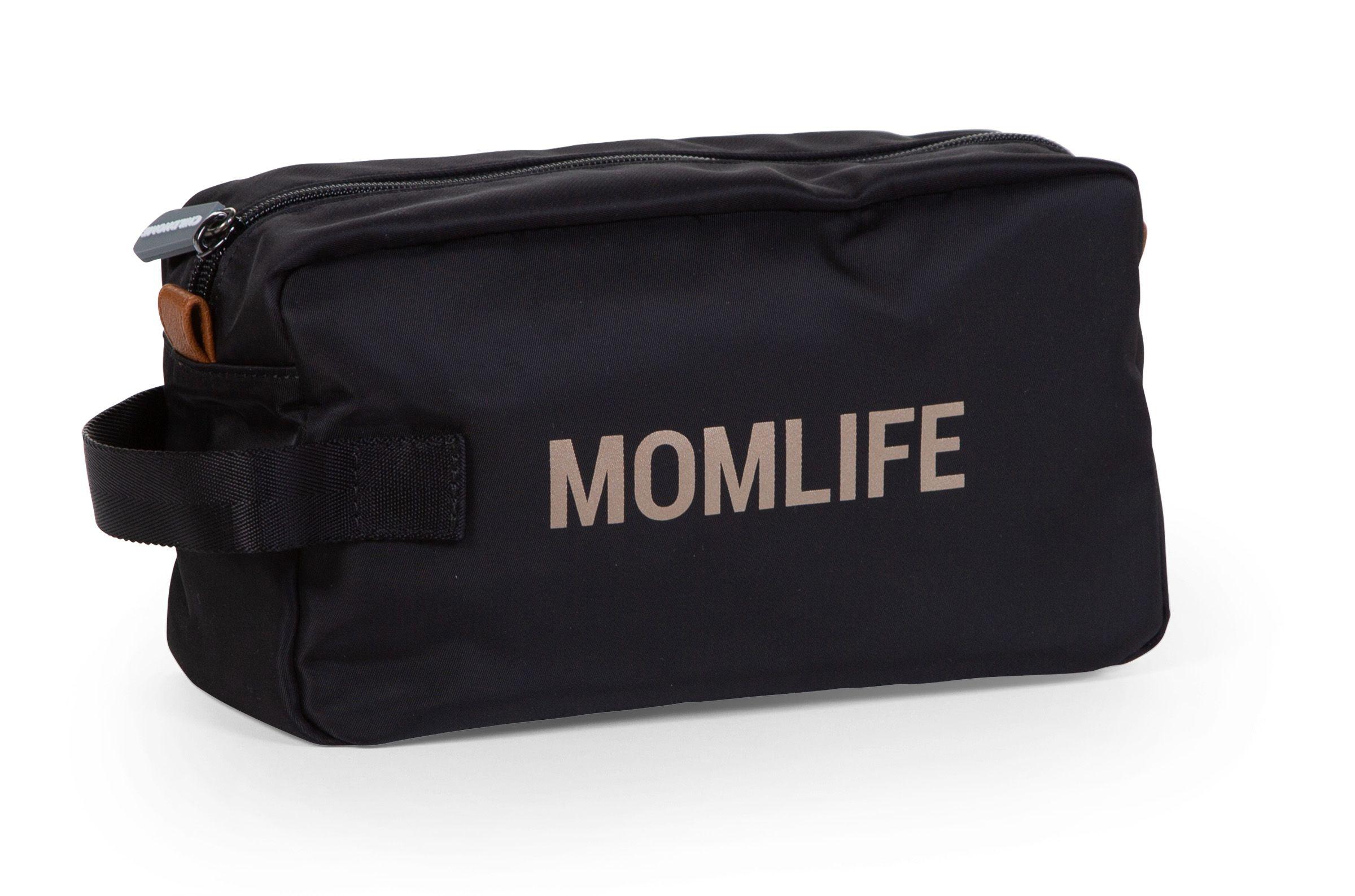 Toaletná taška Momlife Black Gold