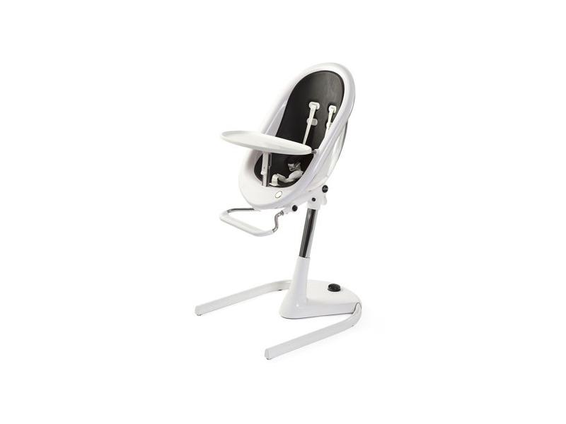 Opěrka nohou pro židličku Moon bílá