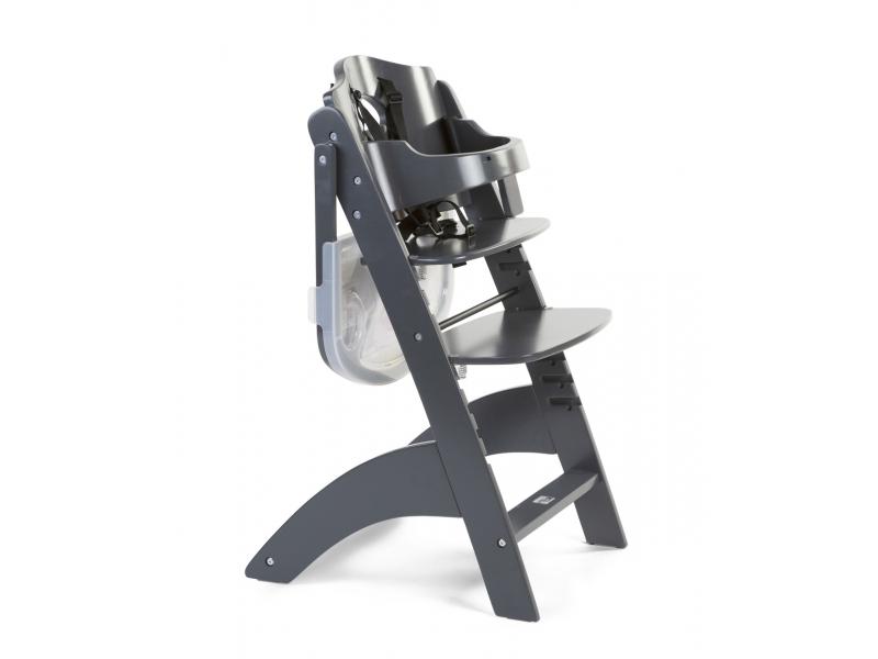 Childhome Rostoucí židlička Lambda 3 Anthracite
