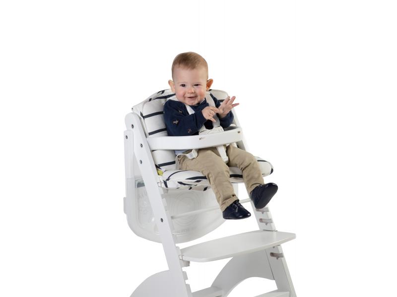 Childhome Rostoucí židlička Lambda 3 Stone Grey