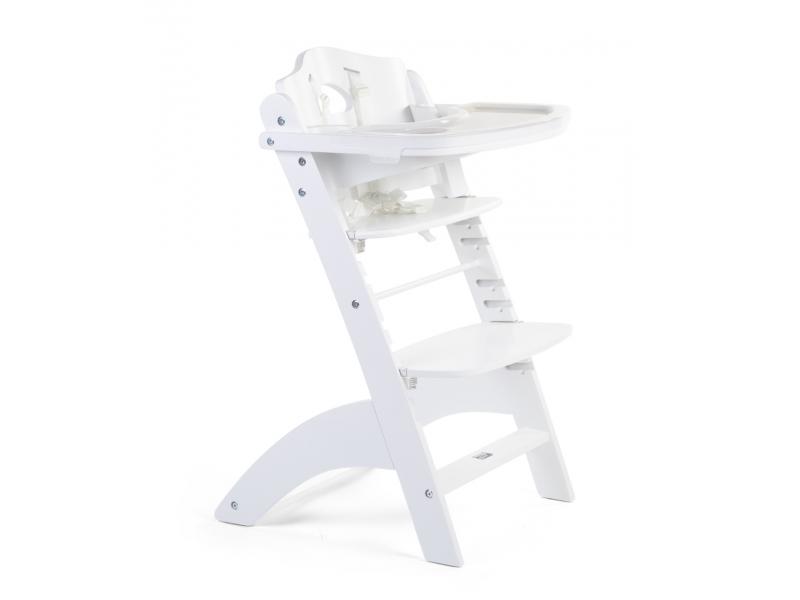 Rostoucí židlička Lambda 3 White