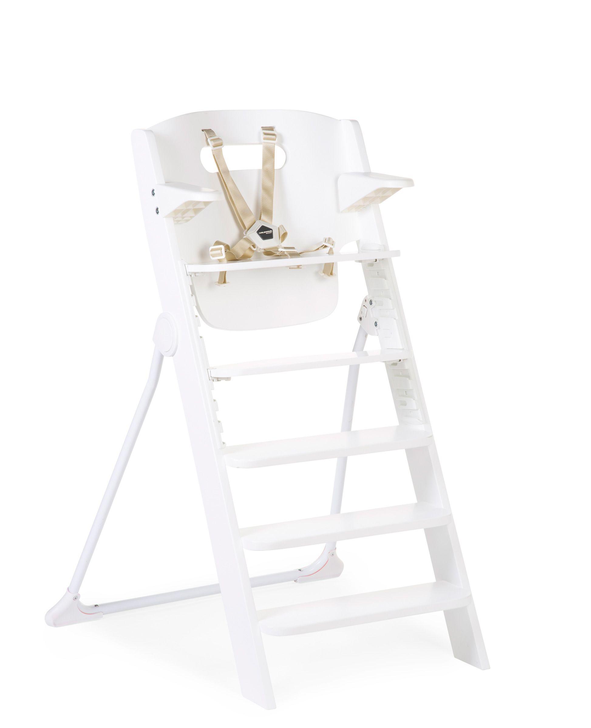 Židlička 4v1 Kitgrow Wood White