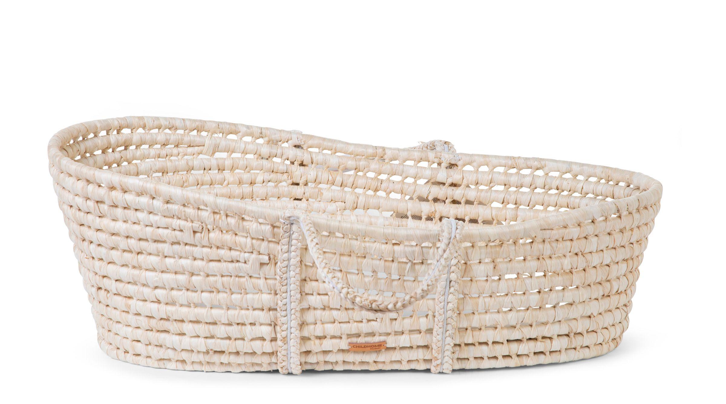 Košík pre bábätko Natural + matrac