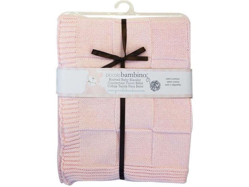 Pletená deka 76x91 cm dívčí