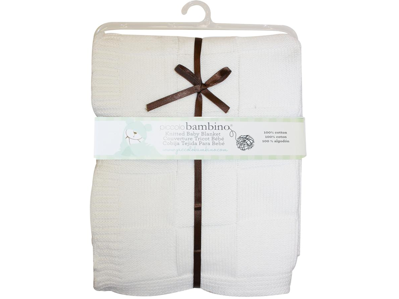 Pletená deka 76x91 cm unisex