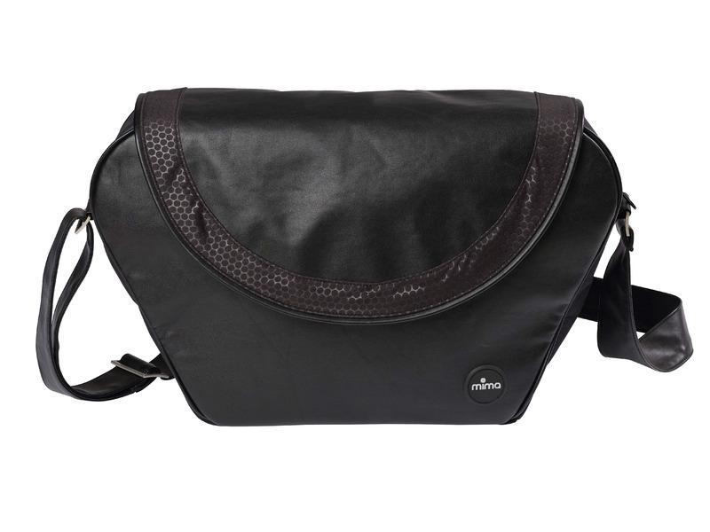 Přebalovací taška Trendy Flair černá