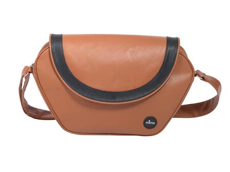 Prebaľovacia taška Trendy Flair svetlo hnedá