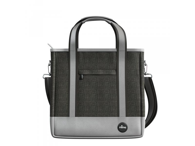 Přebalovací taška Zigi Charcoal
