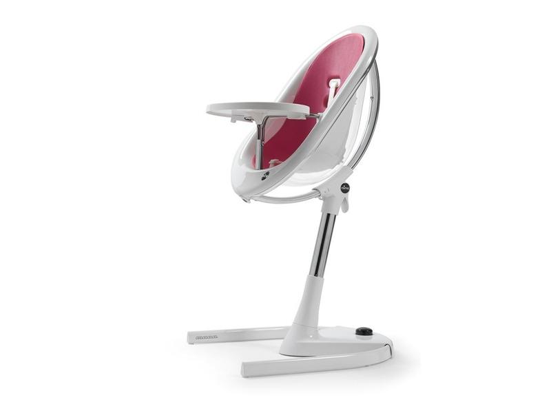 Mima Sedací podložka do židličky Moon FUCHSIA