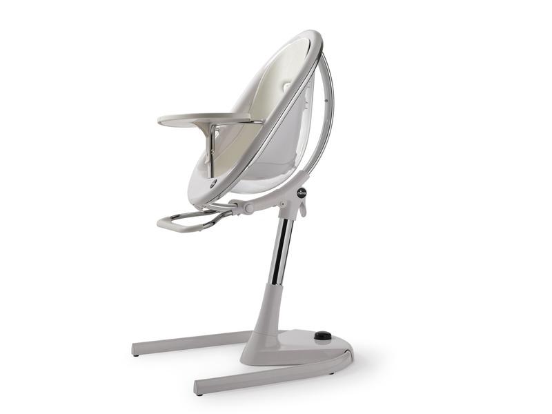 Mima Sedací podložka do židličky Moon bílá