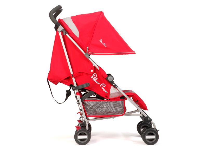 Zest golfový kočárek Chilli červený
