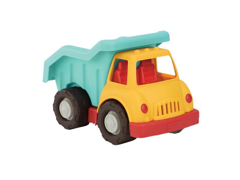 B-Toys Náklaďák se sklápěčkou Wonder Wheels