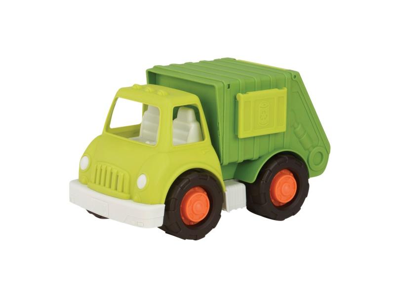 B-Toys Náklaďák popelářský Wonder Wheels